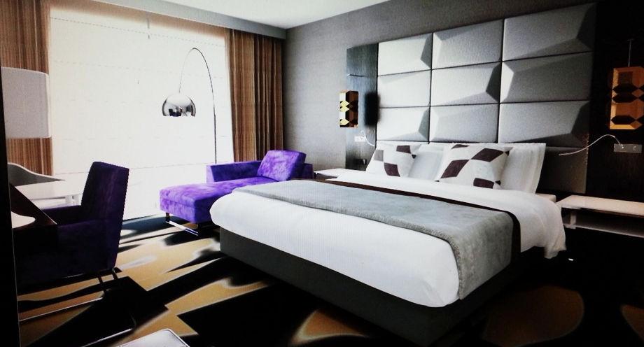 Ściany tapicerowane i łoża